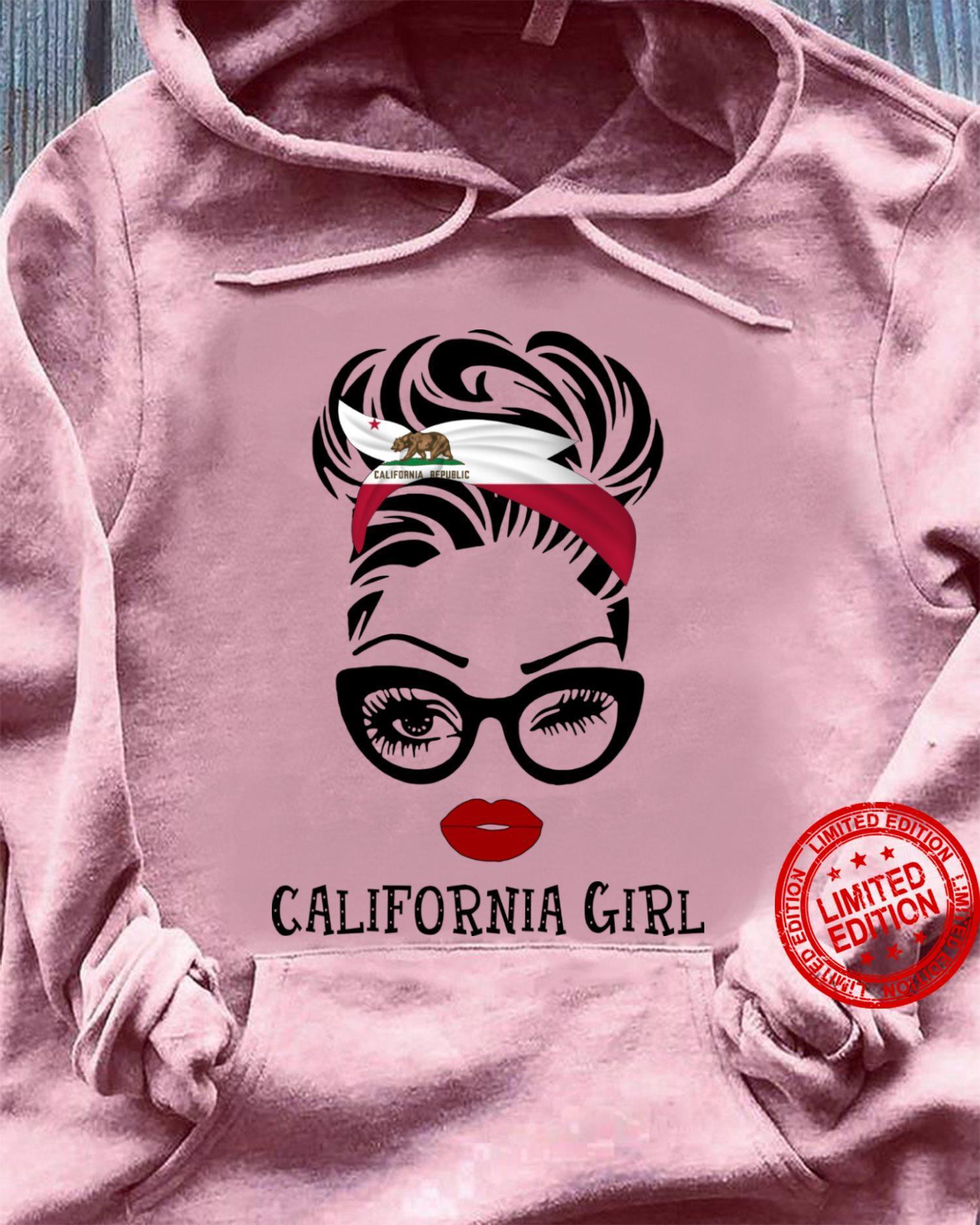 California Girl Shirt