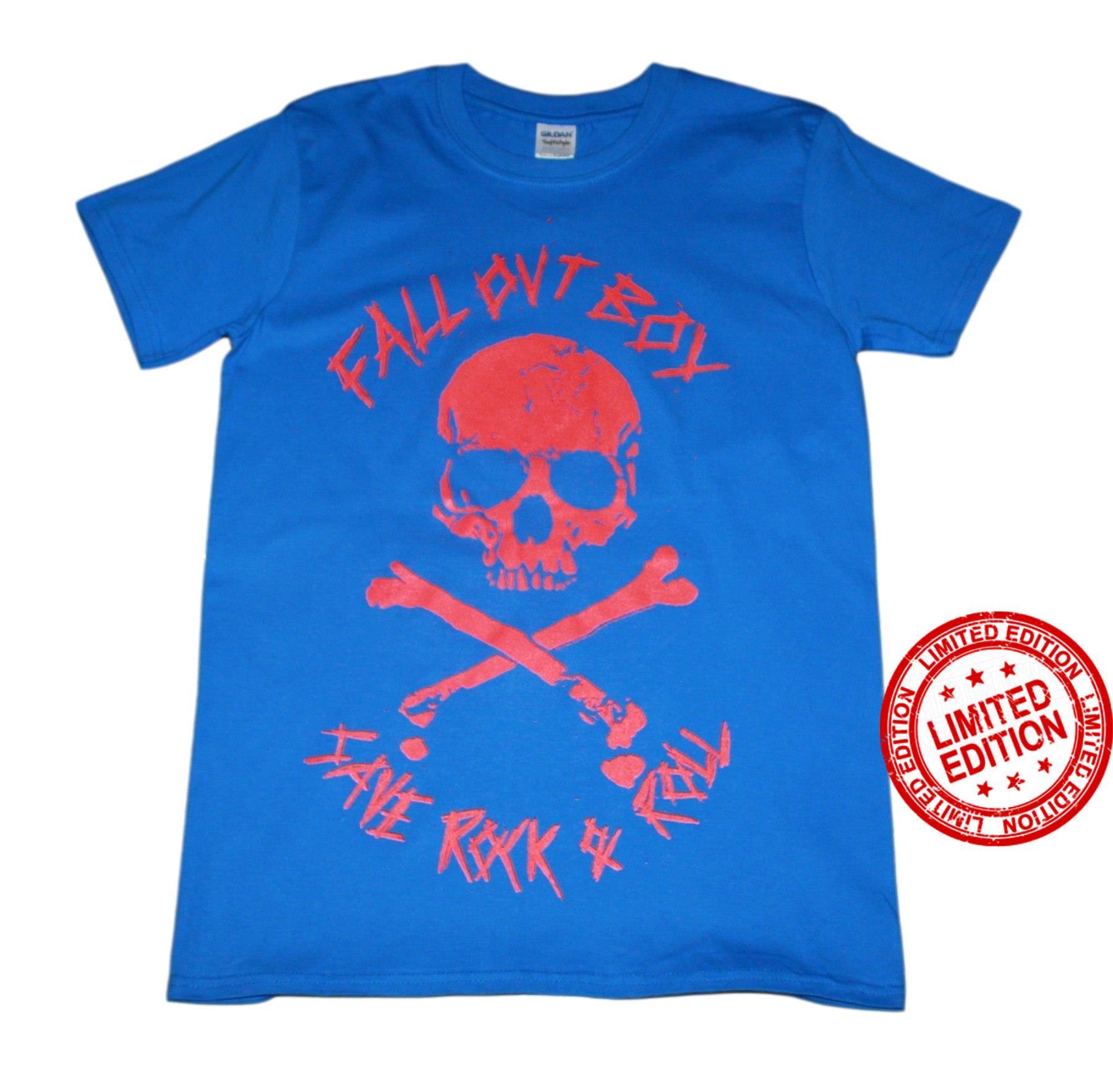 Fall Ovt Boy Have Rock & Roll Shirt