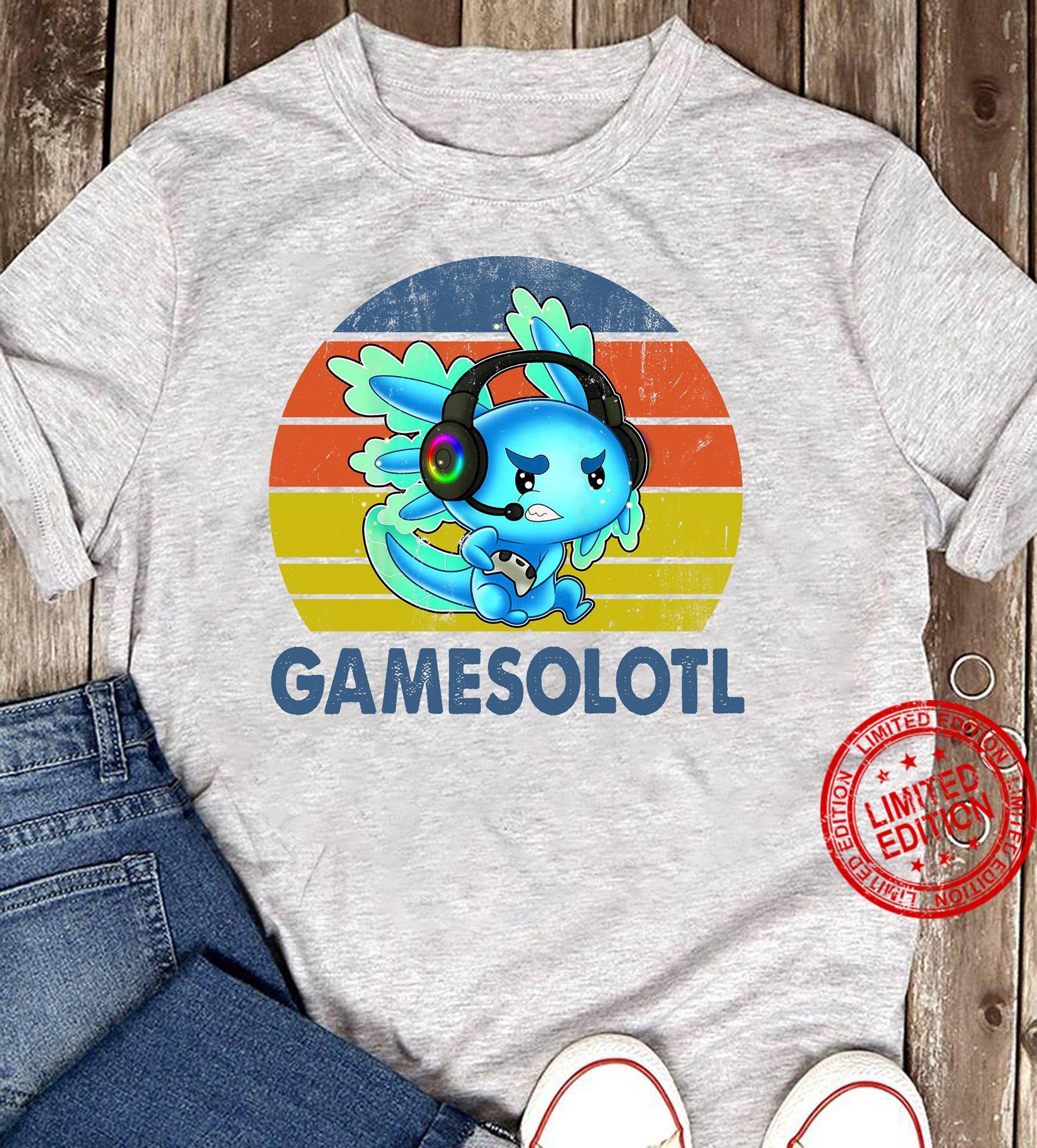 Gamesolotl T-Shirt
