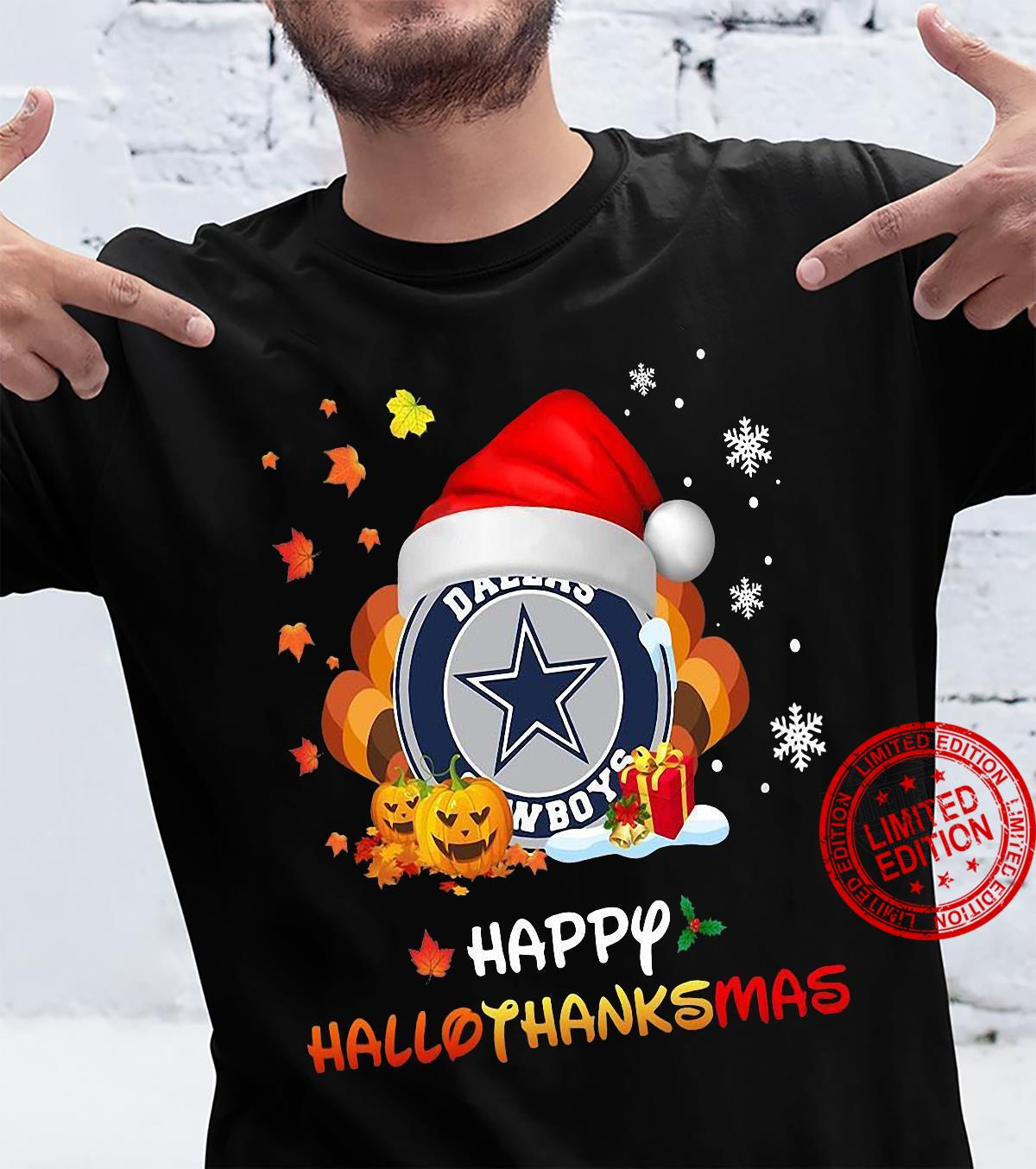 Happy Hallo Thanks Mas Shirt