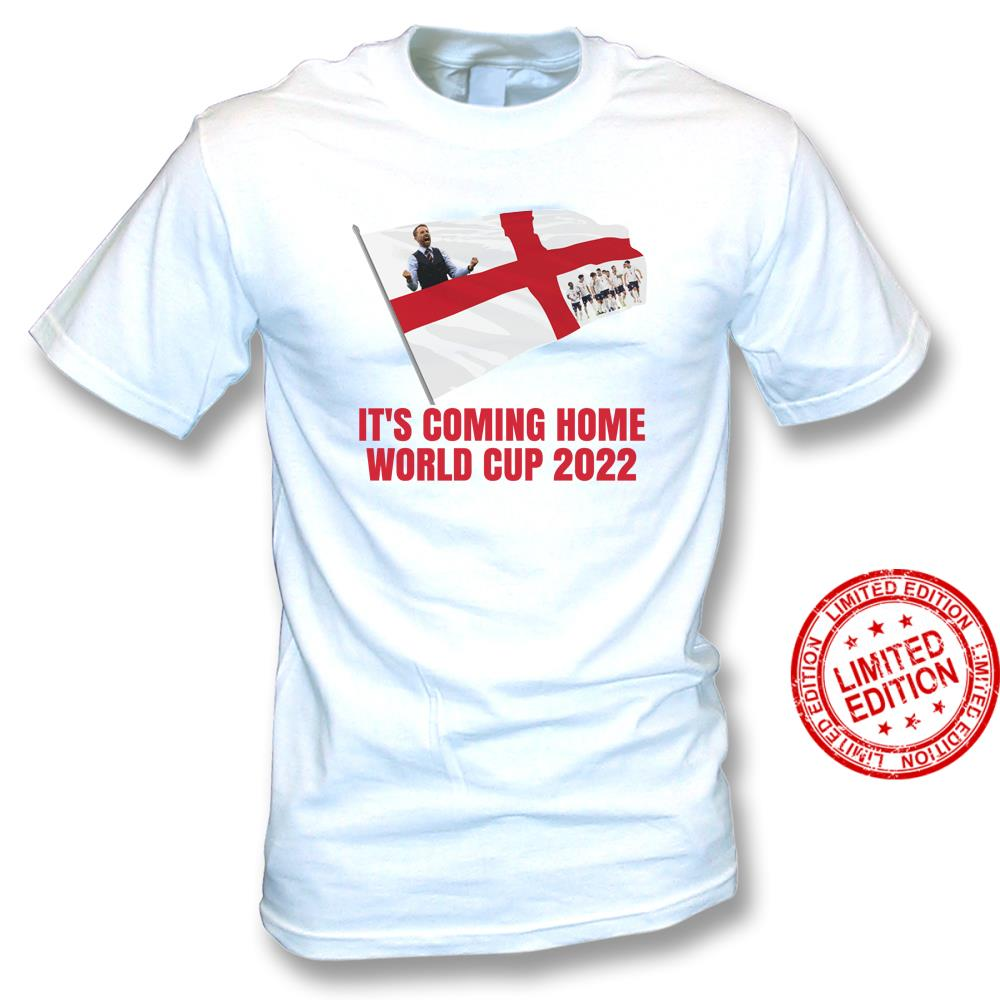 It's Coming Home World Cup 2022 Shirt