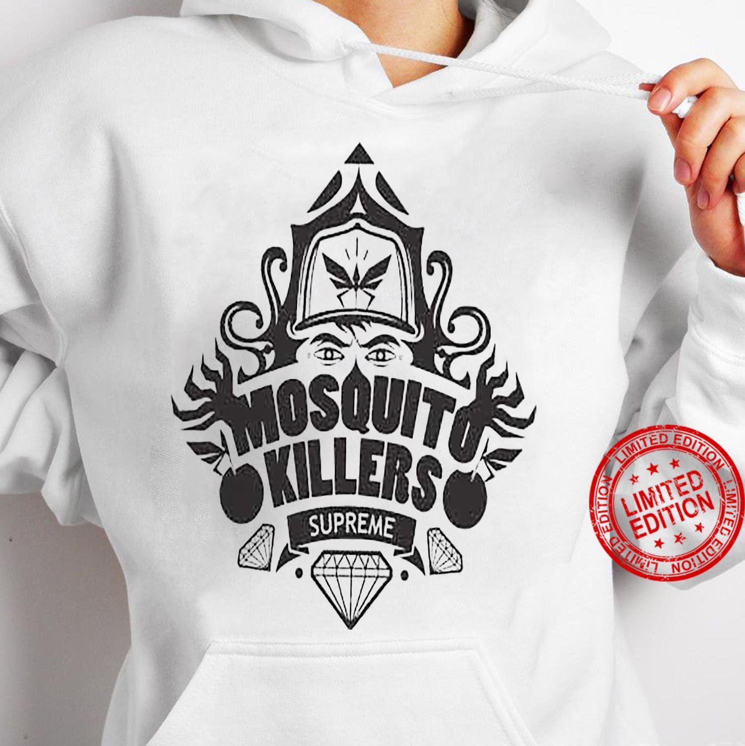 Mosquito Killers Supreme Shirt hoodie