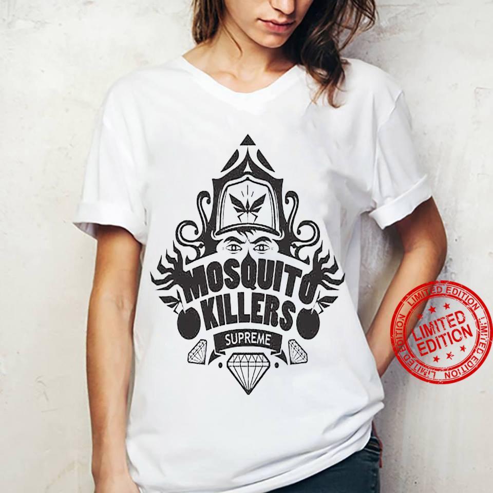 Mosquito Killers Supreme Shirt ladies tee