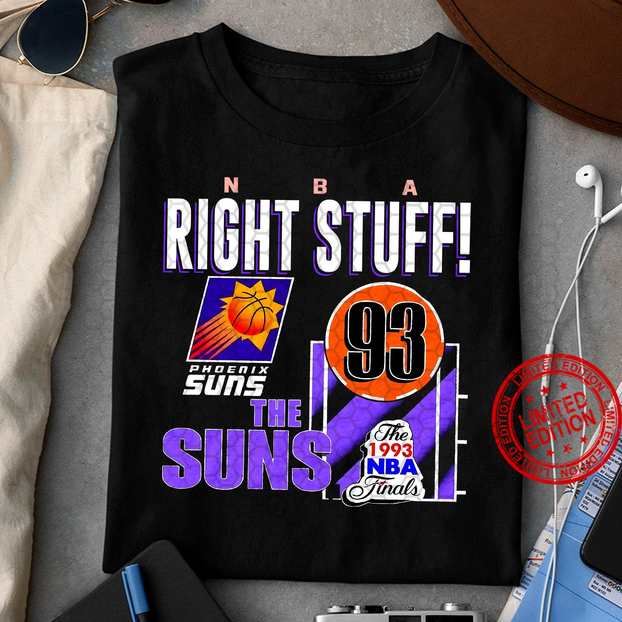 NBA Phoenix Suns 2021 1993 Phoenix Suns NBA Shirt