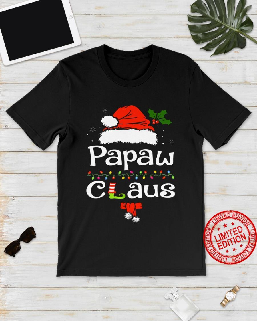 Papaw Claus Shirt