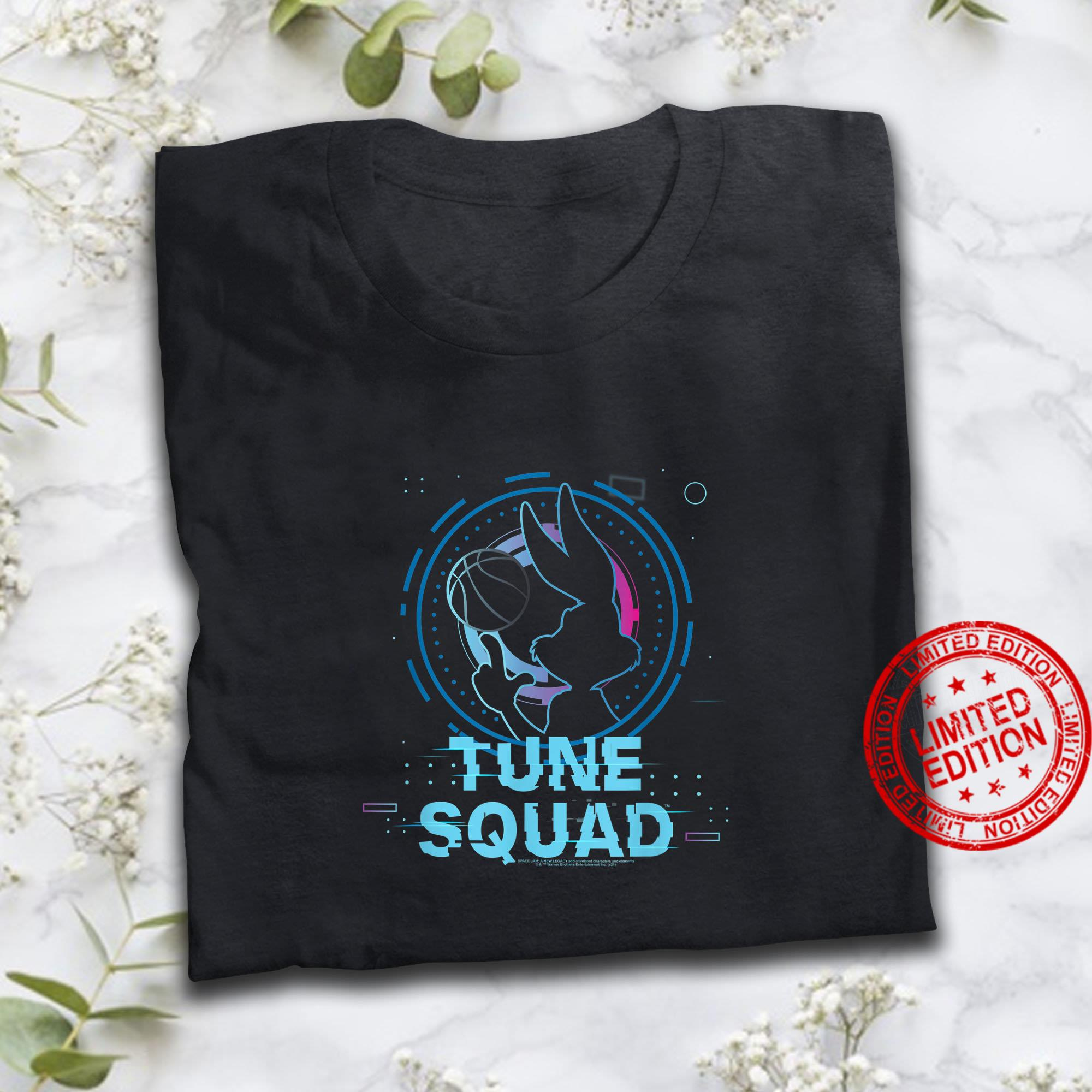 Space Jam A New Legacy Bugs Tune Squad Shirt