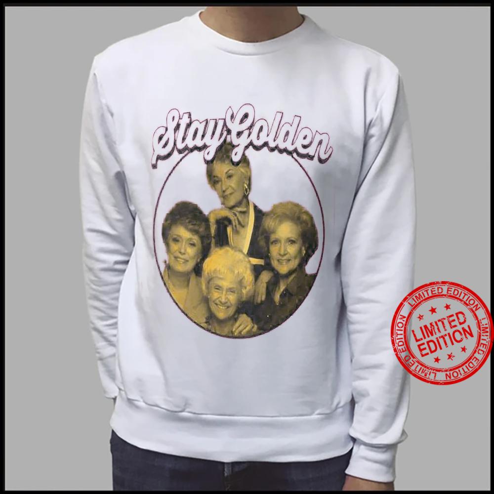 Stay Golden Shirt sweater