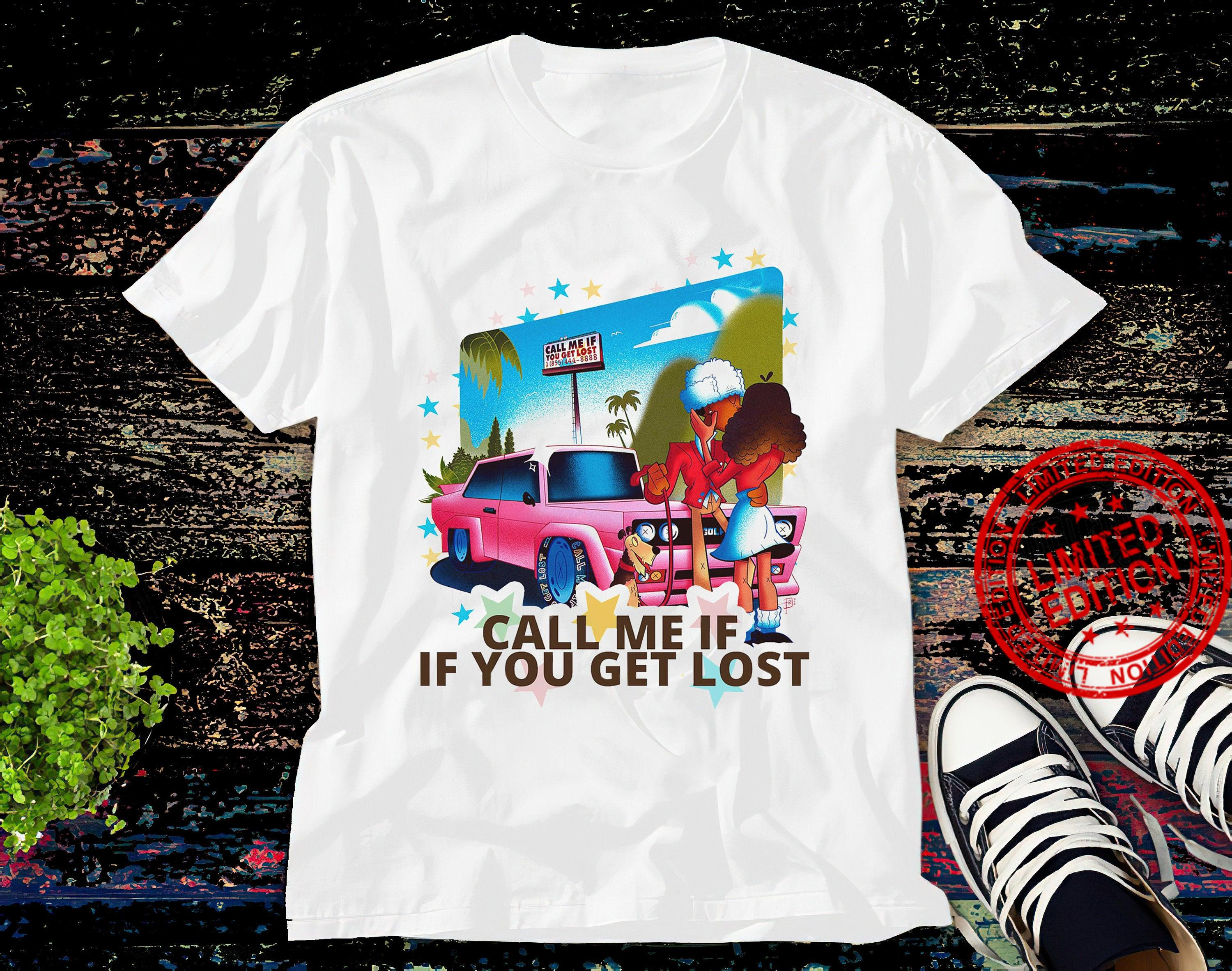 Tyler, the Creator Call Me If You Get Lost Shirt