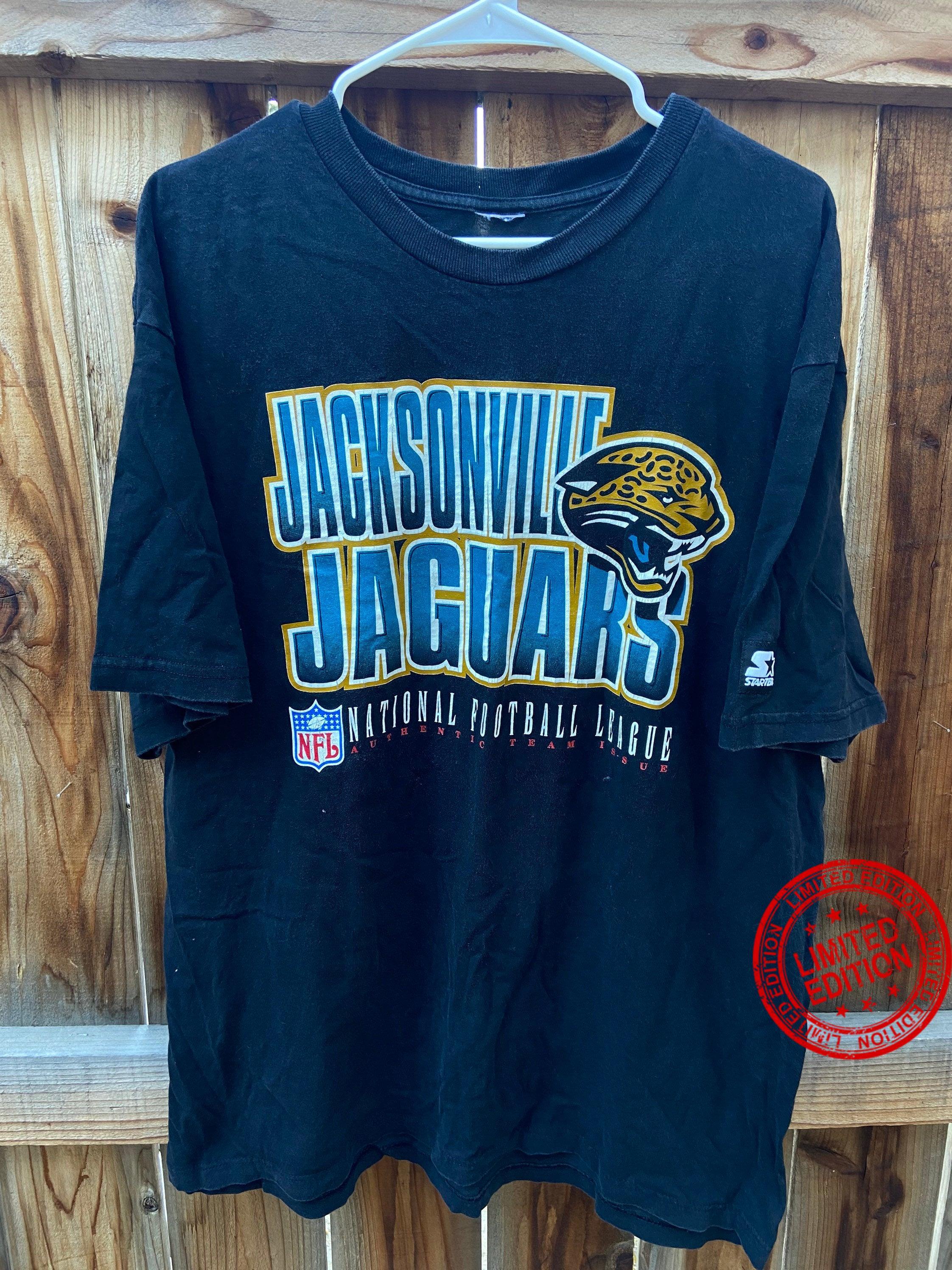 Vintage Starter Jacksonville Jaguars Shirt