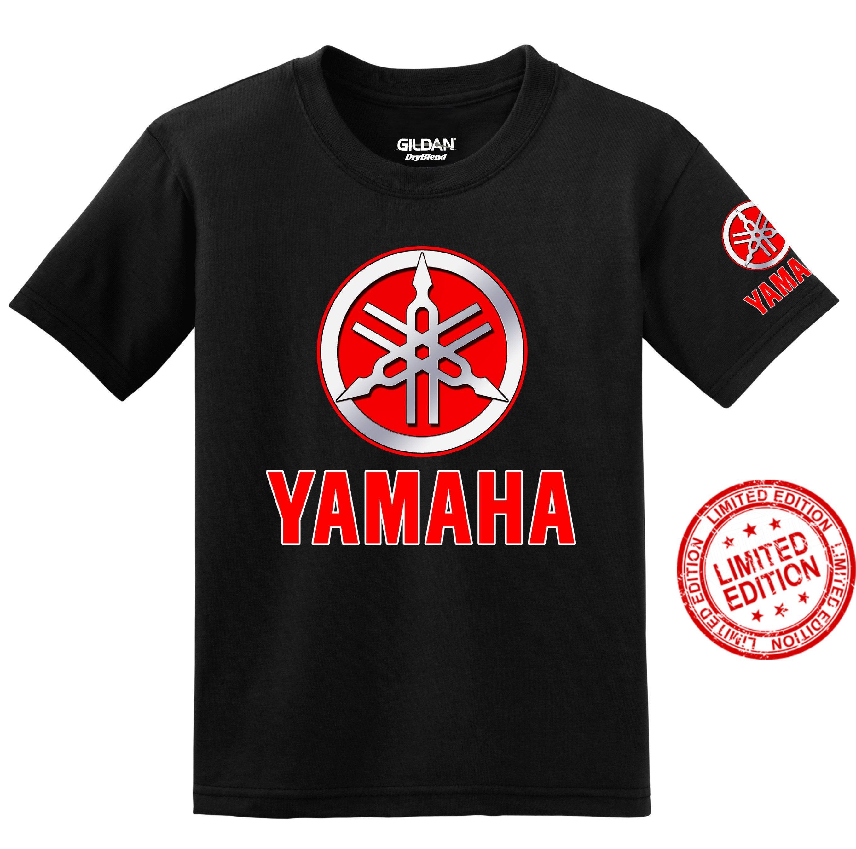 Yamaha Black Shirt