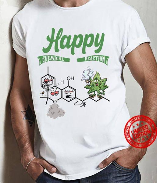 Happy Chemical Reaction Shirt