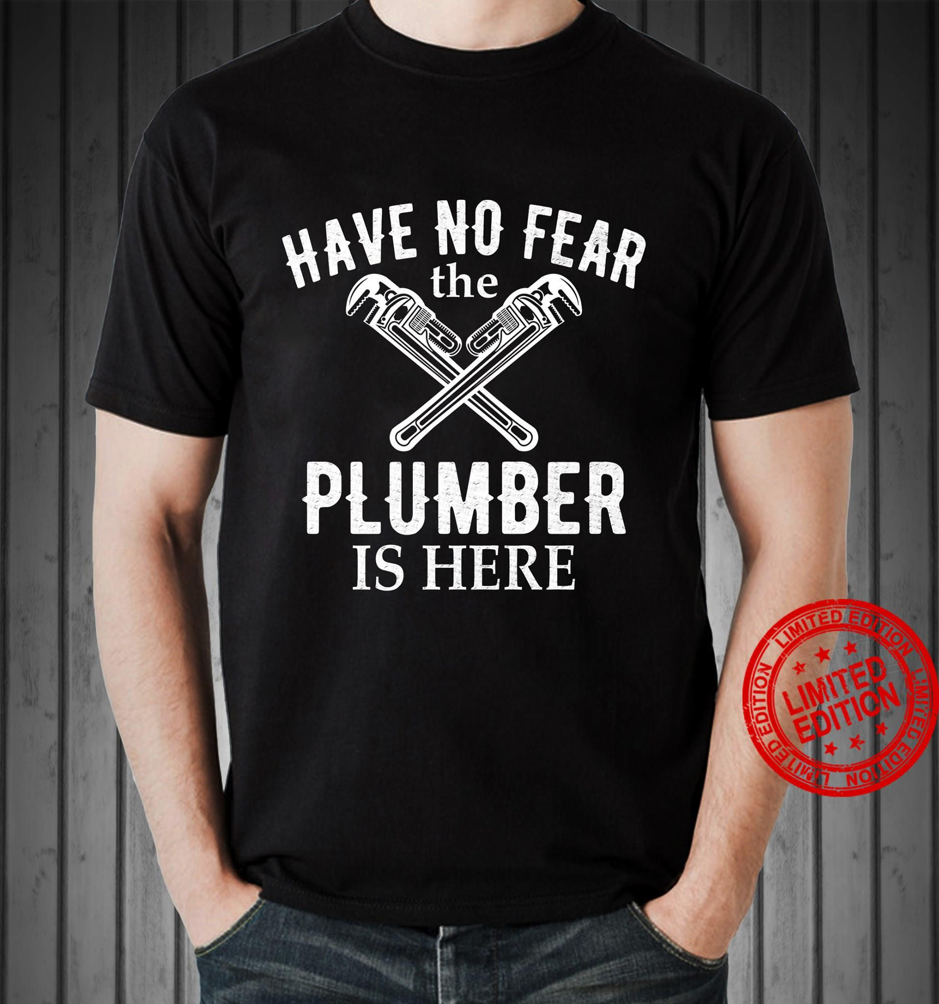 Have No Fear The Flumber Is Here Shirt