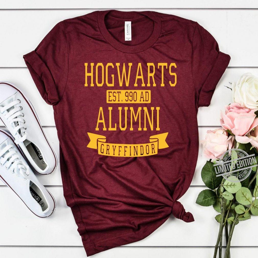 Hogwarts Alumni Gryffindor Shirt