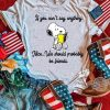 If You Can't Say Anything Nice.. We Should Probably Be Friends Snoopy Shirt