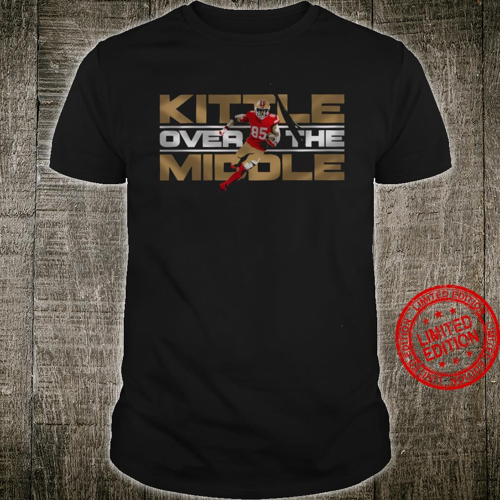 Kittle Over The Middle Shirt unisex