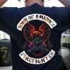 Son Of The America Volunteer Firefighter Shirt