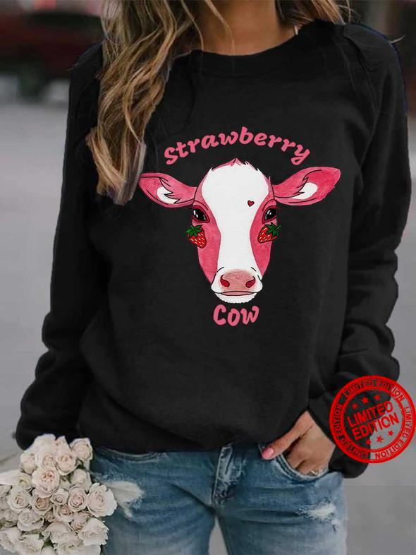 Strawberry Cow Shirt