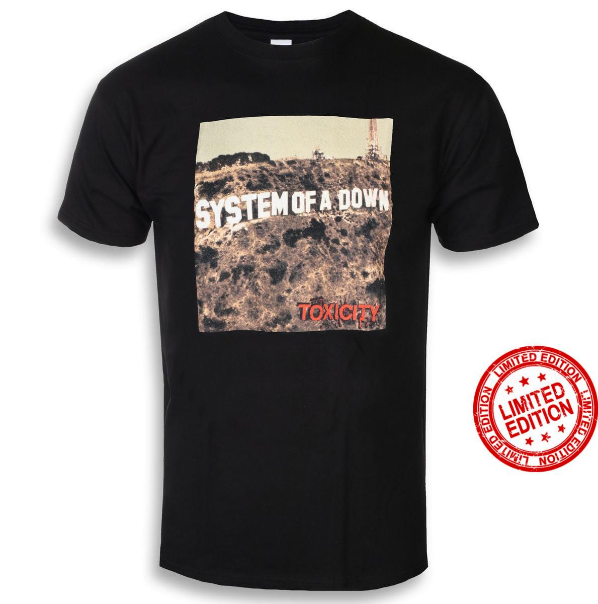 System Of A Down Shirt