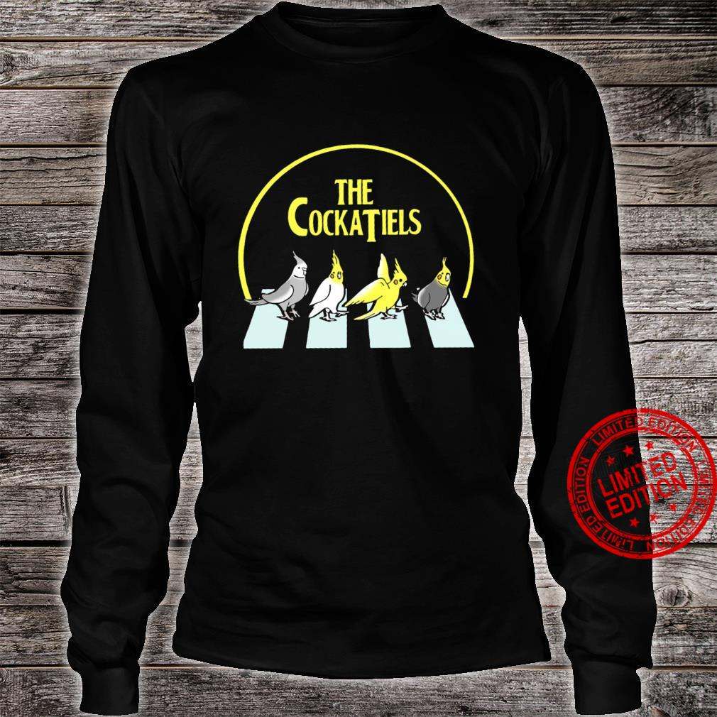 The Cockatiels Shirt long sleeved