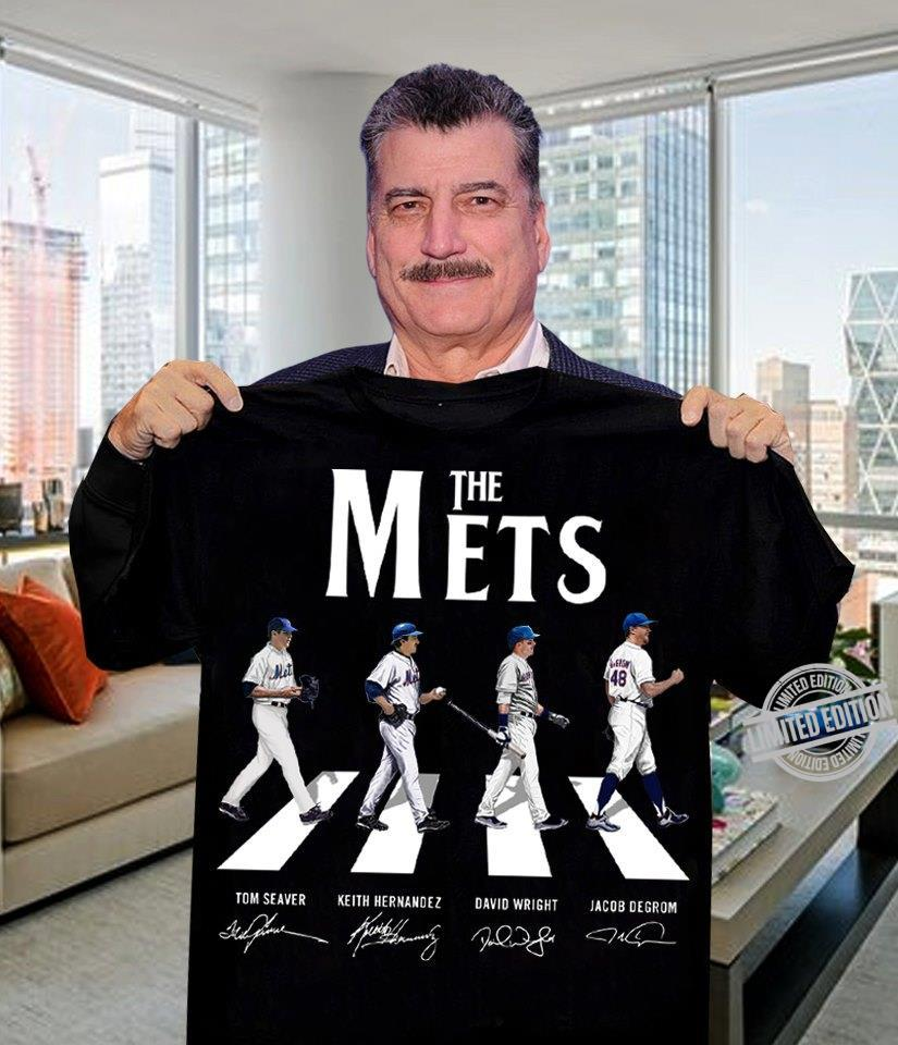 The Mets Abbey Road Shirt