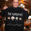 The Supremes Signatures The Golden Woman Shirt